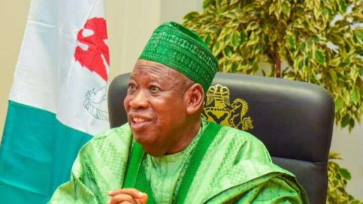 Governor Ganduje to continue supporting NAPTIP Kano Zonal Command