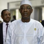 Breaking News: Re-elected Chadian President Idris Deby is dead