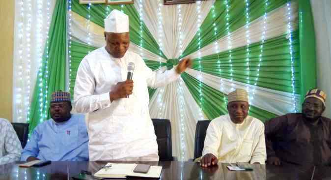 NGE inaugurates LOC for convention, election
