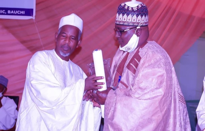 Bauchi Governor's Media Aide 7 Others Bags Community Service Award