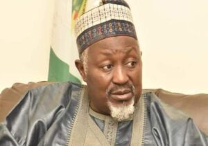 Governor Badaru