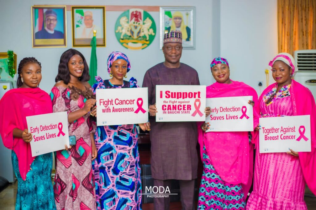 Bauchi Assembly partners NGO on cancer reduction, prevention